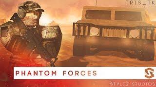 Roblox:Phantom Forces 4 KDR!?