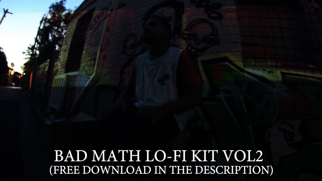 VOL2 FREE LO-FI HIP HOP SAMPLE PACK! LINK IN DESCRIPTION! - YouTube