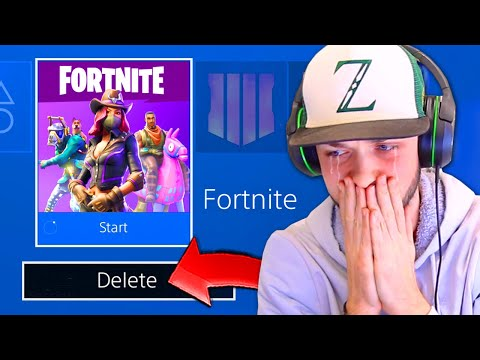 This D Make You Delete Fortnite Viral Chop Video