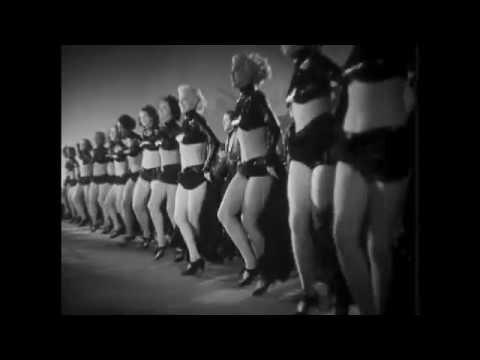Lullaby of Broadway - Excerpt - Busby Berkeley