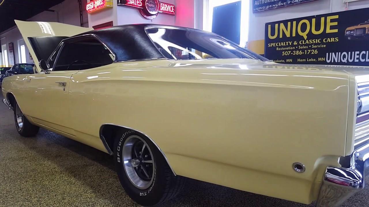 1968 Plymouth Roadrunner for sale! - YouTube
