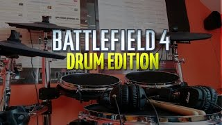 Battlefield 4 - Theme Song (Drum Remix)