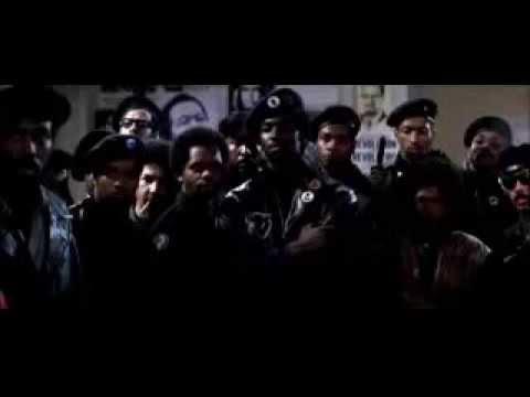 Forrest Gump Black Panther Party