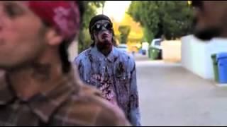 رقص زومبي zombie dance