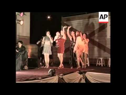 Santa Monica Women's Prison crowns Miss Spring