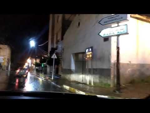 شاهد شوارع الجزائر العاصمة بعد قرار حظر التجوال من السابعة مساء إلى 7 صباحاً