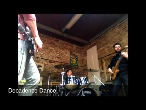 EXTREME - Decadence Dance cover By