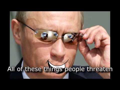 Crimea's Mine Now (Vladimir Putin) Cry Me A River Justin Timberlake Parody