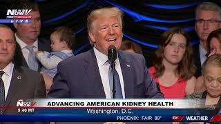 EXECUTIVE ORDER: President Trump Advancing American Kidney Health