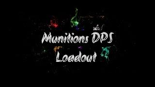 DCUO | Munitions Dps loadout (AoE + ST)