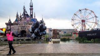 Banksy Dismaland Theme Park Tour