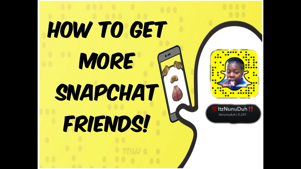 how to get more friends