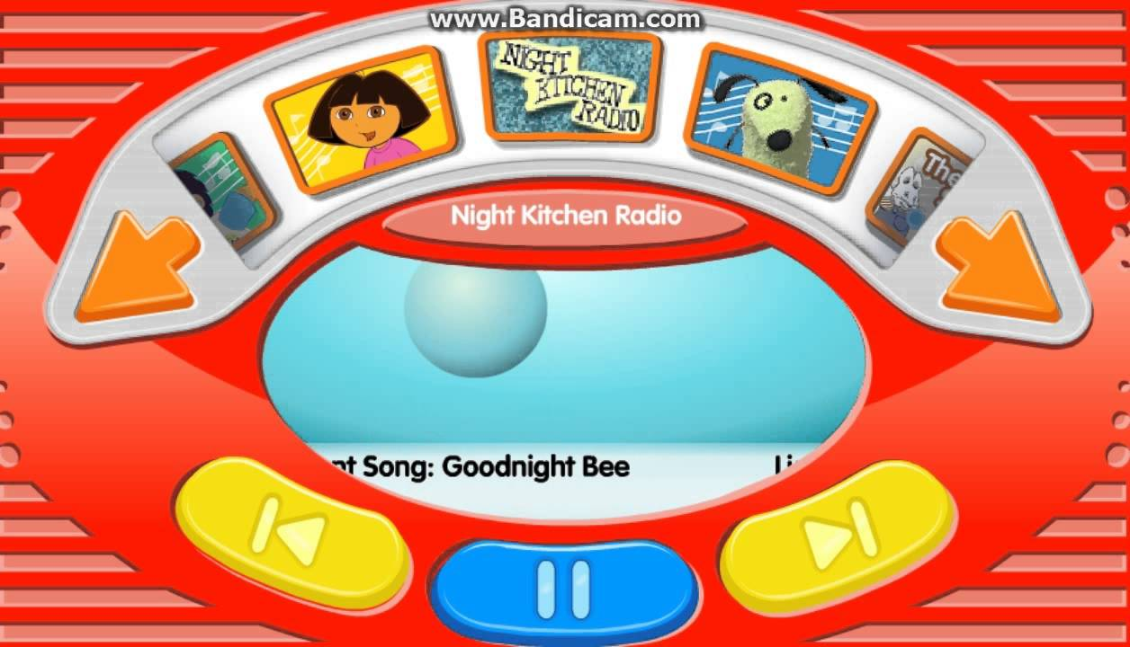 Nick Jr. Radio - The Night Kitchen Radio Theater Part 2 - YouTube