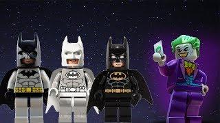 Вечерний Джокер  Выпуск 2  Смешной Лего мультик на русском языке  Бэтмен, Майнкрафт, Лего Сити
