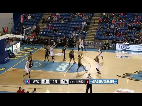 Walker Russell with 8 3-pointers against the 87ers