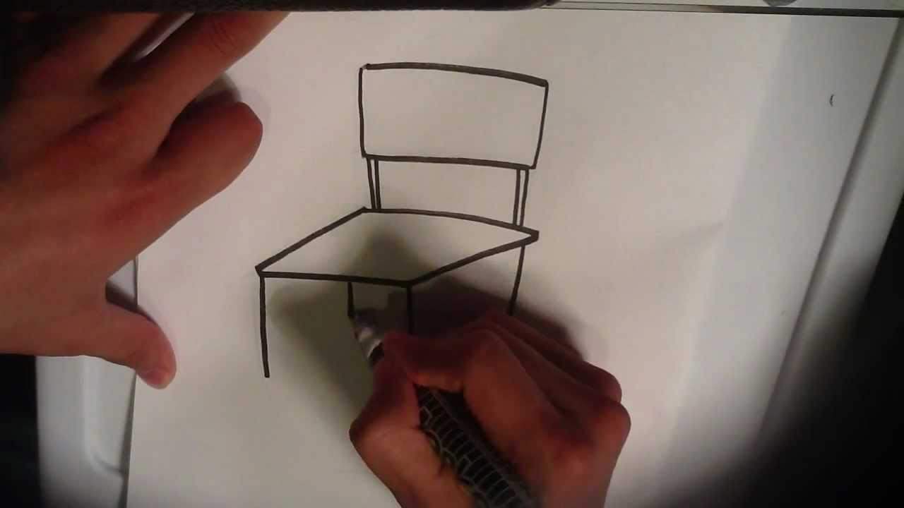 Chair drawing for kids - Chair Drawing For Kids 39