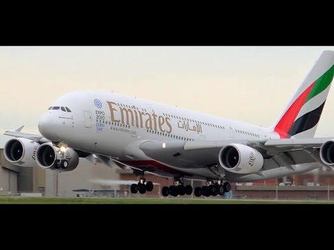 (1080p50) Melbourne Airport Plane Spotting ● August 2016 Highlights!