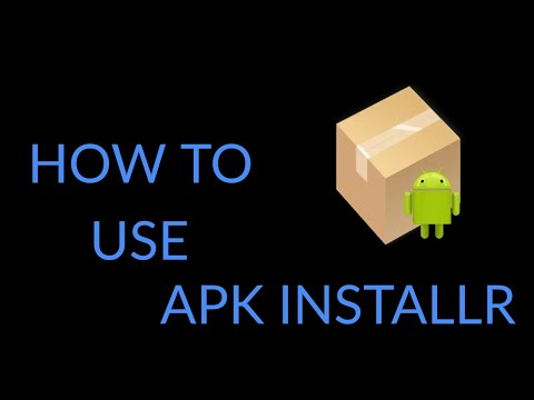 HoW To UsE-apk installer  #Smartphone #Android
