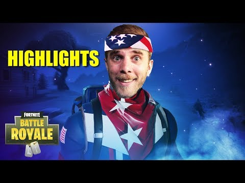 """""""This Is A Party Of Momentum"""" (Fortnite Highlights #19)"""