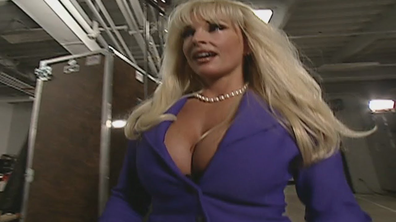 debra takes over smackdown 11022000 youtube