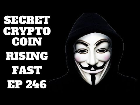 Ep 246: ANONYMOUS NEW CRYPTO!! YOU GOT TO SEE THIS!