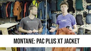 SPOTLIGHT: Montane - Pac Plus XT Waterproof Jacket