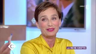 La reine Kristin - C à vous - 05/09/2017 streaming