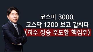 [주식] 201119 코스피 3000, 코스닥 1200…
