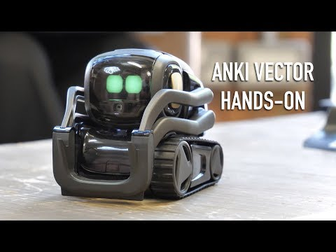 Anki Vector | Hands-on Review