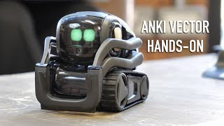 Video Anki Vector | Hands-on Review download MP3, 3GP, MP4, WEBM, AVI, FLV Agustus 2018