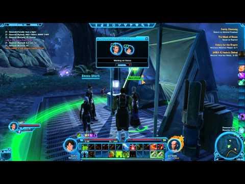 SWTOR: Bounty Hunter, Mercenary - Walkthrough Part 43 - Pilgrimage (SWTOR Gameplay)