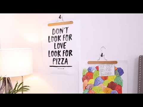2 Cheap Home Décor Hacks   BuzzFeed's Space Lift Host