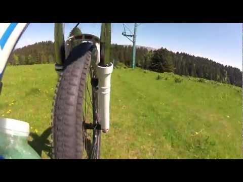 GoPro HD HERO 2 montage descente gaz de france