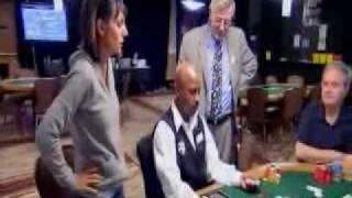 poker dealer makes huge mistake
