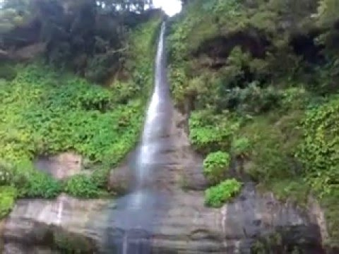 Beautiful waterfall in sitakunda eco park chittagong