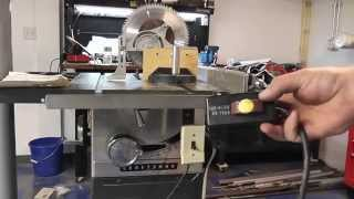 Calling All Woodworkers:  My New To Me Table Saw