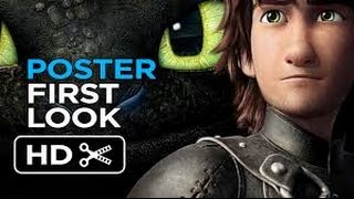 How To Train Your Dragon 3 - Official First Look Teaser 2017