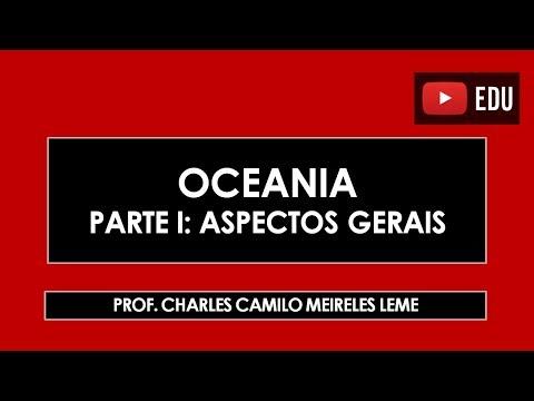 OCEANIA 01: ASPECTOS GERAIS