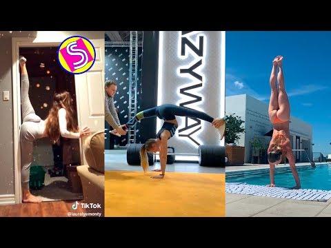 Best Gymnastics & Flexibility Skills TikTok Compilation November 2019 - Gymnastics Musically