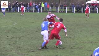 Fitba Shorts - Darvel v Troon Scottish Cup Tie