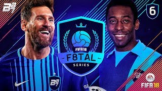 F8TAL TOTY MESSI VS ICON PELE! FIFAGOALSUNITED | FIFA 18 ULTIMATE TEAM! #6