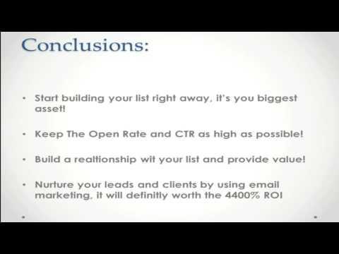 C25  Module - Conclusion    Vid. 01     Conclusions