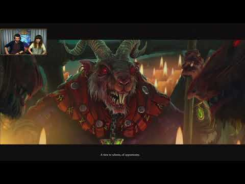 Total War Warhammer 2 - Skaven Queek Campaign (Full Twitch Stream)