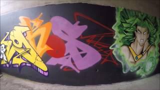 Graffiti - Ghost EA & Skema RSK - Rise Of The RSK