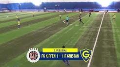 Busmo Winter Cup: FC Kiffen - IF Gnistan (9.2.2019)