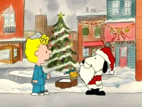I Want a Dog for Christmas, Charlie Brown 2003 -  Best christmas movies 2017