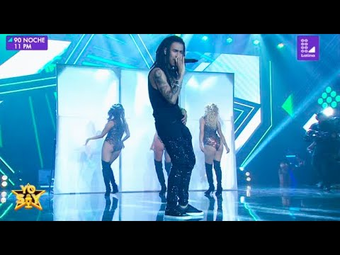 "Ozuna se presenta en ""America's Got Talent"""