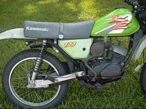 Kawasaki KE100 1999