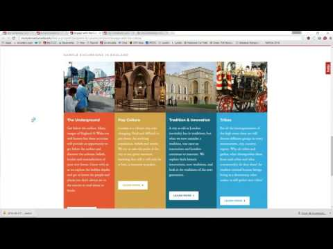 Website and Application Navigation - The College of Global Studies at Arcadia University