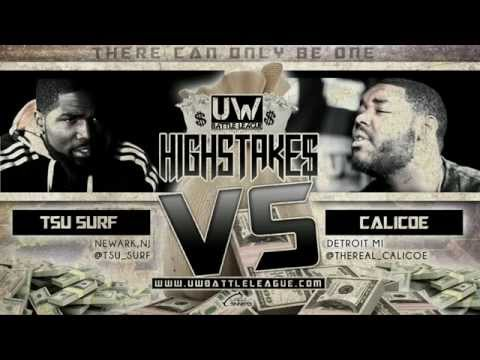 Tsu Surf vs Calicoe presented by UDubb Network